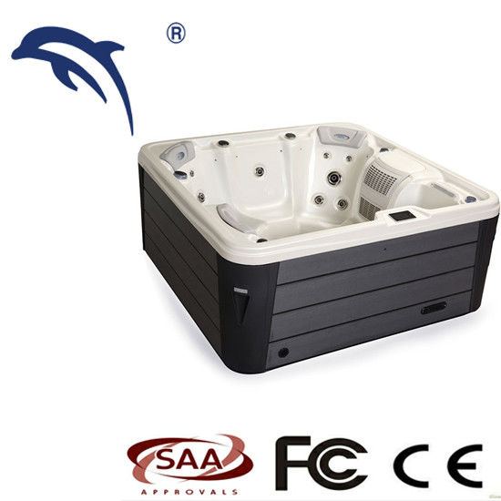 SAA / CE Approved Discount Whirlpool Tubs Massage Function 5 Persons Bathtubs Spa
